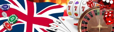 uk casinos and games