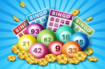 online bingo cards and balls